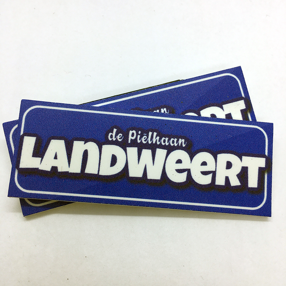 Speldpin Landweert